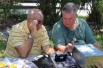 Bill K4JBV and Dick KI4EFJ