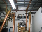 Old Building: SERC's coax