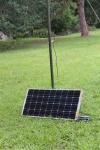 N9US' solar panel
